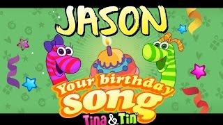 Tina&Tin Happy Birthday JASON