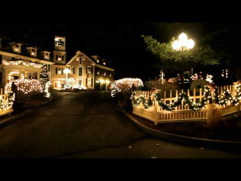 Amazing Christmas Light Display in Windham, New Hampshire