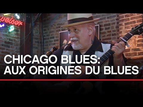 Chicago Blues: aux origines du blues - Toute L'Histoire