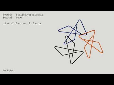 Stelios Vassiloudis -La Quarantaine 66.6 EP Bedrock