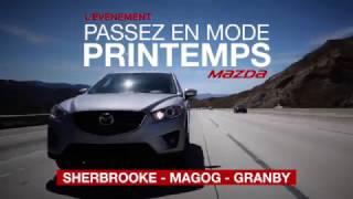 Promotion de Mars 2017 avec le Groupe Beaucage Mazda