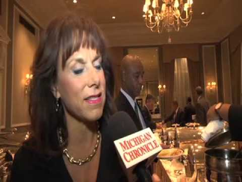MICHIGAN CHRONICLE:  2014 PANCAKES AND POLITICS (Forum ONE)