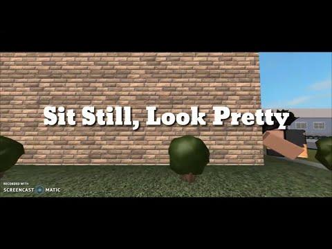 Daya-Sit Still, Look Pretty Roblox|Roblox Music Video