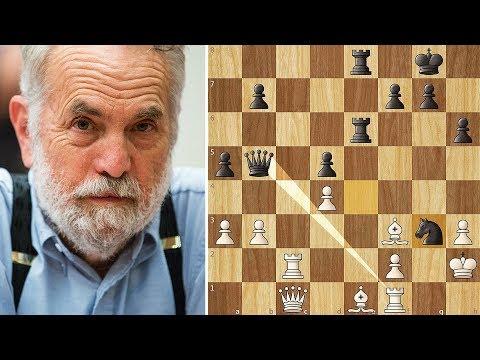 Vladimir Kramnik Loses to a Librarian