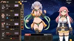 Sakura Clicker - Part 1: Click to defeat your foe | No commentary
