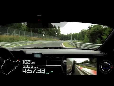 Nürburgring lap: 2014 Camaro Z28