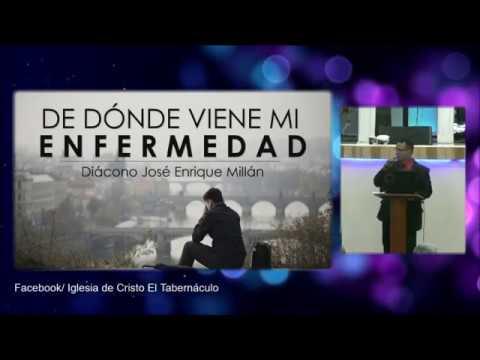 Diácono José Enrique Millán | 04-08-18 l De dónde viene mi enfermedad