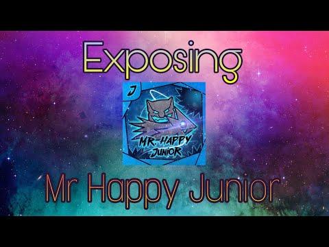 Exposing Mr Happy Junior (read Description First)