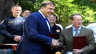 Госдеп США поможет Саакашвили побороть коррупцию в Одесской области(В Одессе губернатор Одесской области Михаил Саакашвили и заместитель секретаря Госдепартамента США Вилья..., 2015-07-21T10:11:30.000Z)
