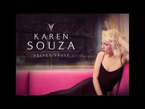 Cover Lagu Karen Souza - Velvet Vault - FULL ALBUM STAFABAND