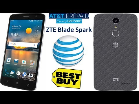 ZTE Blade Spark Video clips - PhoneArena
