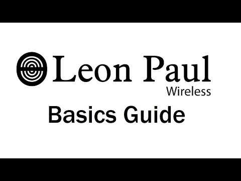 Leon Paul - Basics Wireless Guide