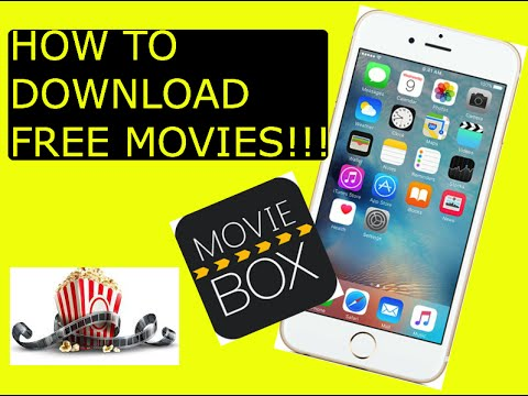 how to watch movies on iphone 7