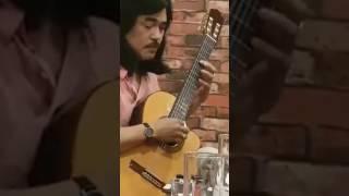 Người Hà nội - Nguyễn Đình Thi - Chuyển soạn cho guitar Văn Vượng. Độc tấu guitar Hồng Hà