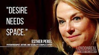 Esther Perel on Desire