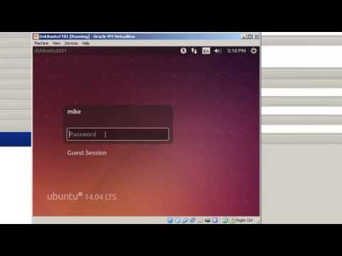 Install Ubuntu 14 04 LTS Desktop into VirtualBox