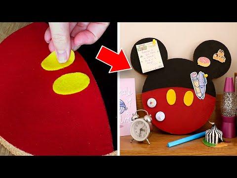 15 Awesome Disney Crafts And Fun DIYs