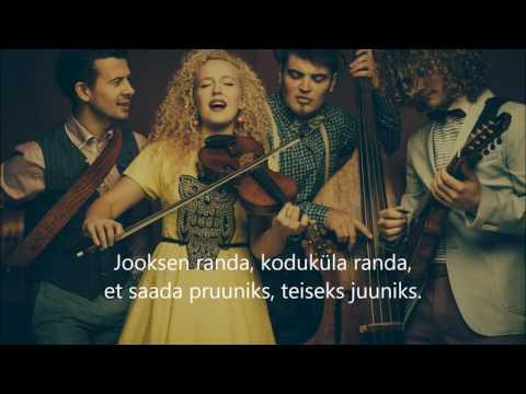 Curly Strings - Kauges külas (Karaoke versioon)