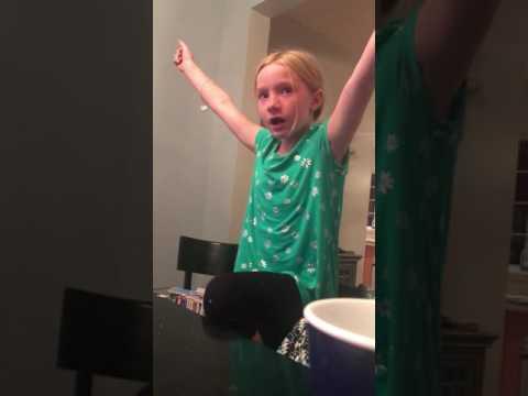Grace Vanderwaal Reaction