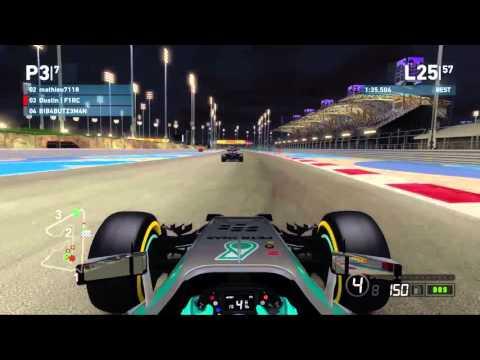 Chinese GP Qualifying: Nico Rosberg on pole, Lewis Hamilton last
