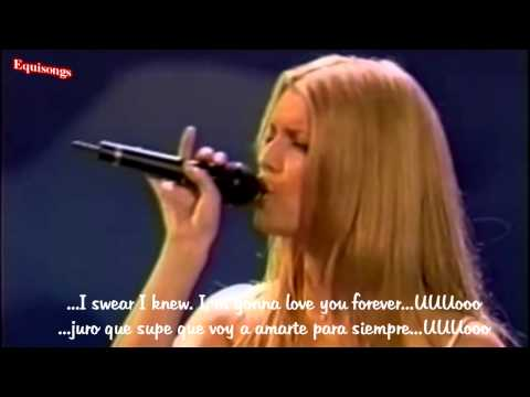 Jessica Simpson - I wanna love you forever (Subt...