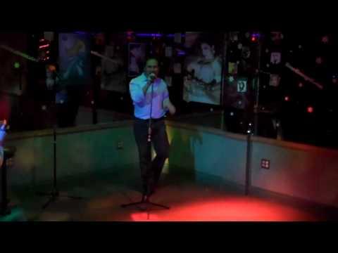 "Lizard Lounge Long Island Karaoke Ed H. ""Vogue""  Madonna Night TNMC"