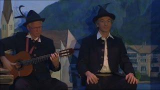 Biermösl Blosn, Gerhard Polt - Beisheim-Saga