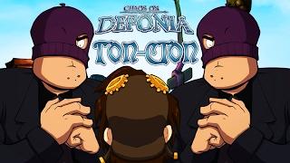 видео Chaos on Deponia прохождение игры