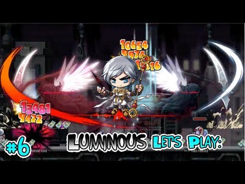 [GMS] Let's Play Luminous Ep.6 - Grinding it Out!