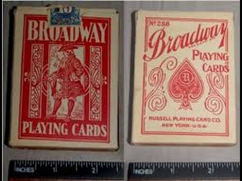 Vintage Broadway 288 Deck Review