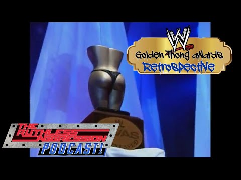 WWE Golden Thong Awards Retrospective