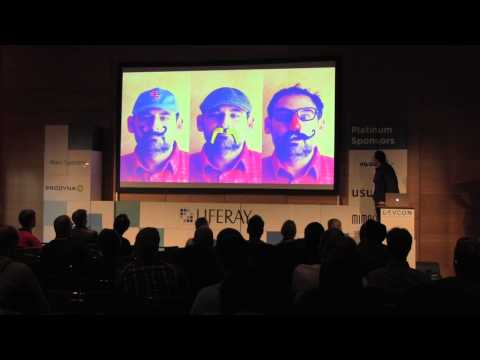 Liferay DEVCON 2014 - Liferay's UX Revolution - Juan Hidalgo