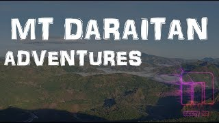 Mt. Daraitan Adventures... Vlog 01
