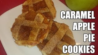Caramel Apple Pie Cookies Recipe  Episode 90