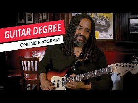 Online Guitar Degree Overview | Berklee Online | Guitar
