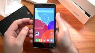 THL 5000T - Smartphone avec Énorme Batterie
