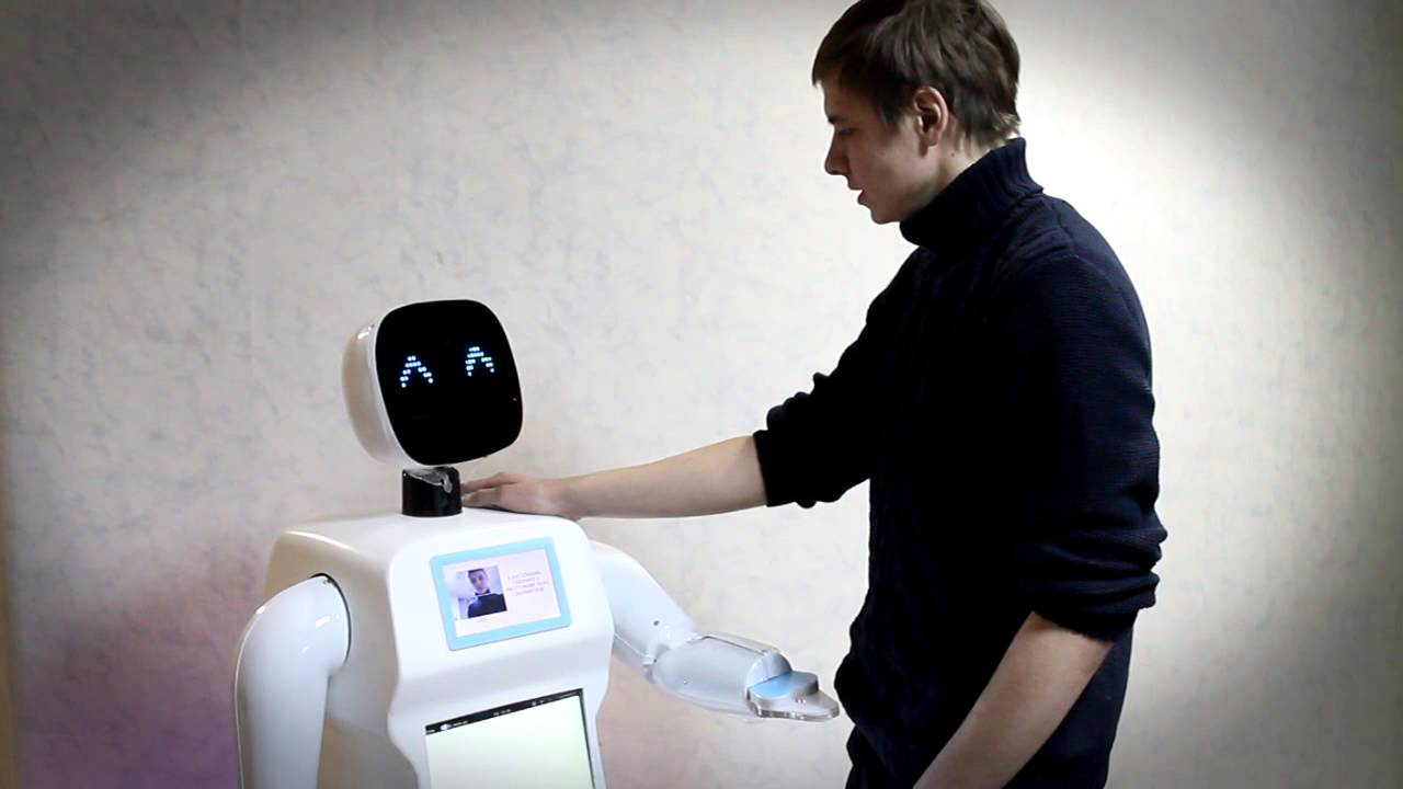 Meet The Robot That Wants To Get To Know You!