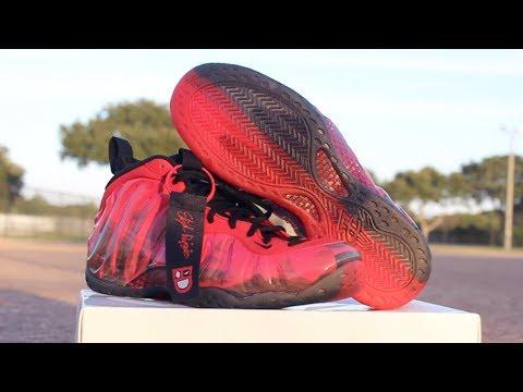 Nike Air Foamposite One Elijah Diggins Doernbecher Review