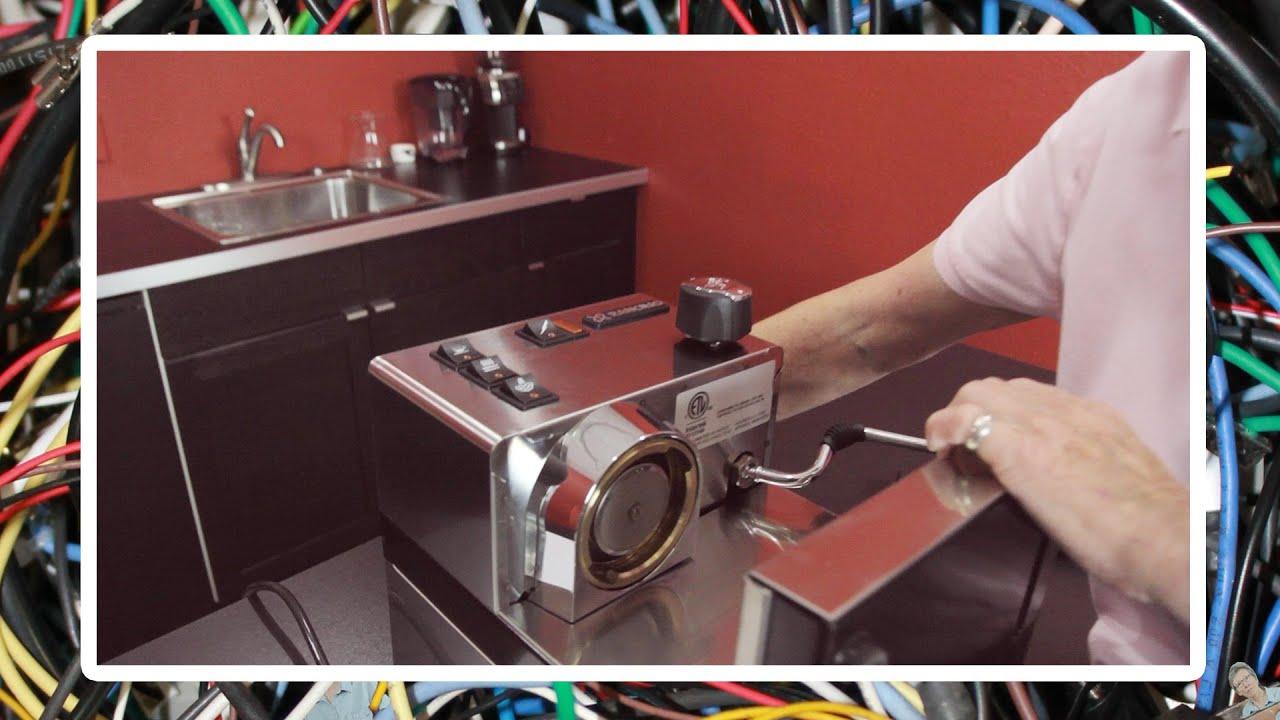 rancilio silvia tune up morning maintenance youtube