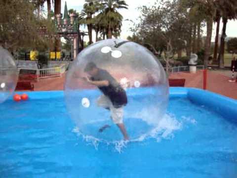 WOW Bubbles ( Walk on Water ) water walking balls water walkers ...