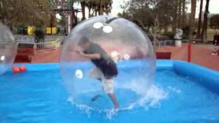 WOW Bubbles ( Walk on Water ) water walking balls  water walkers bubble runners