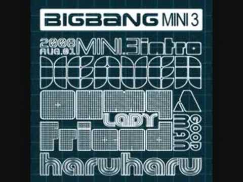 Big Bang - Oh My Friend [Audio Only] (from 3rd Mini Album)
