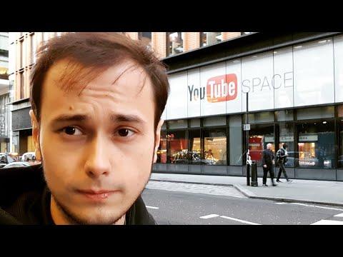 Mini-Vlog! Am fost la YOUTUBE!