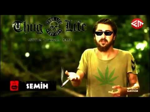 Semih Öztürk Survivor Thug Life Vol 5 (Yeni)