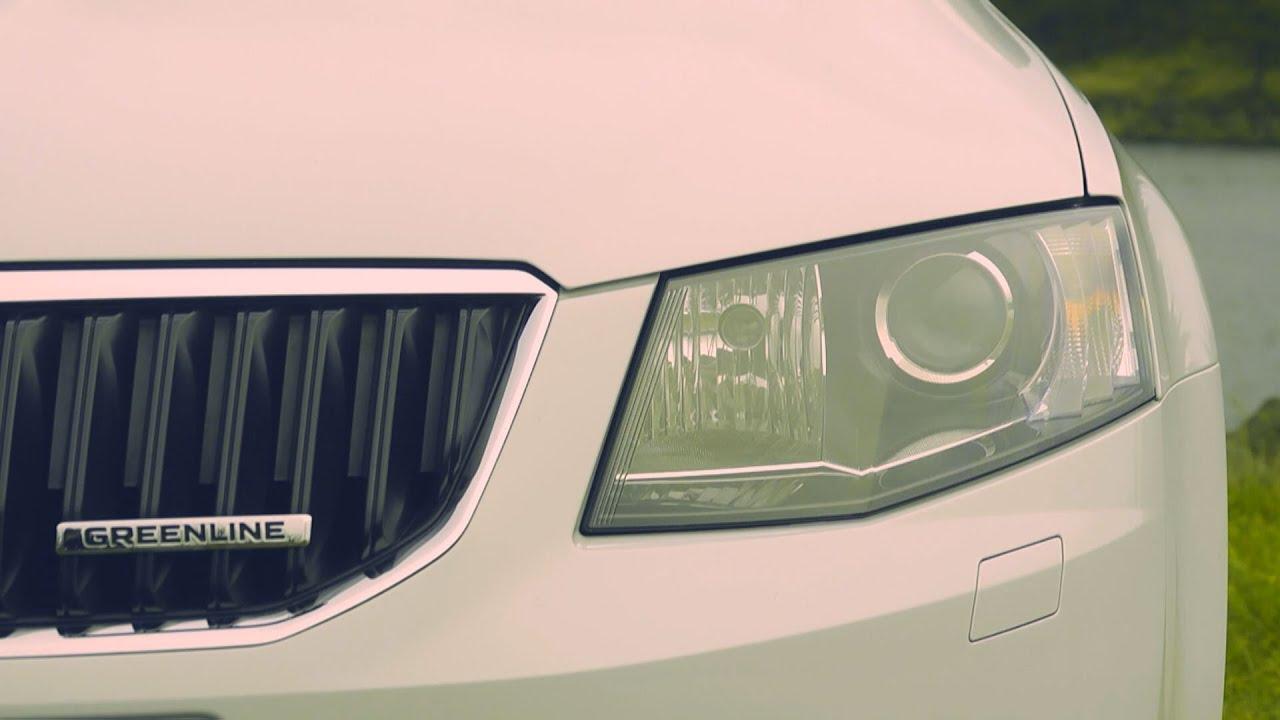 Skoda Octavia Combi 16 Tdi Greenline Im Test Autotest 2015 Adac