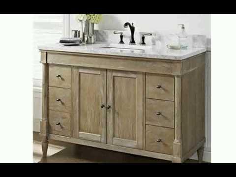 48 Bathroom Vanities -  Ideas
