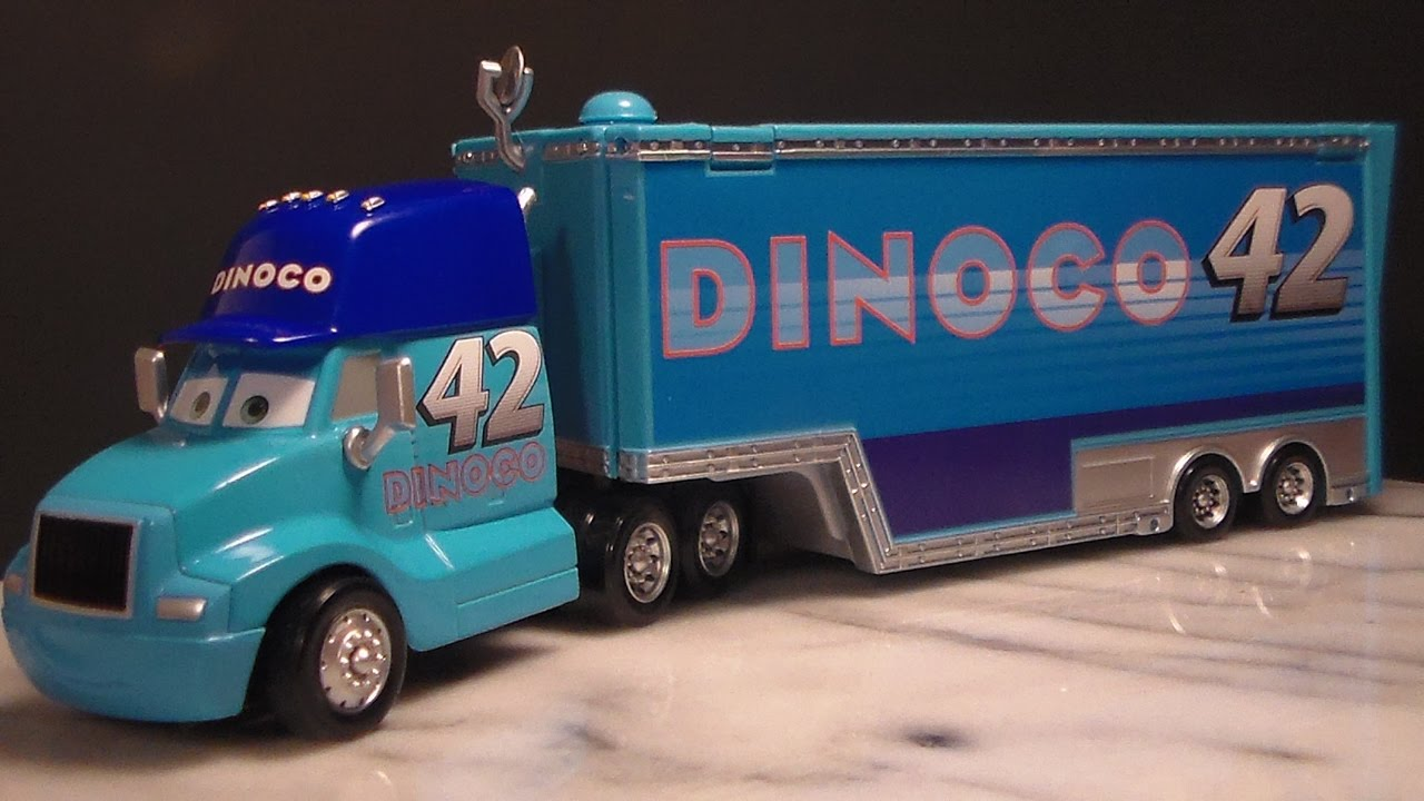 Pixar cars movie hauler