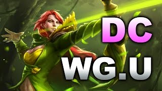DC vs WG.U - Incredible Power - Boston Major Dota 2