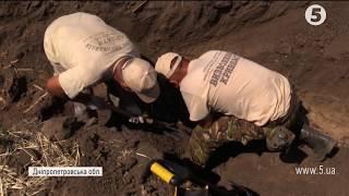 Волонтери знайшли останки 7 солдатів Вермахту під Кривим Рогом