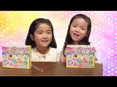 Kracie ねりきゃんランド soft candy making kit